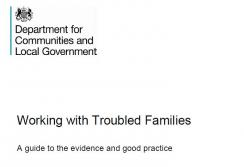 Working with Troubled Families